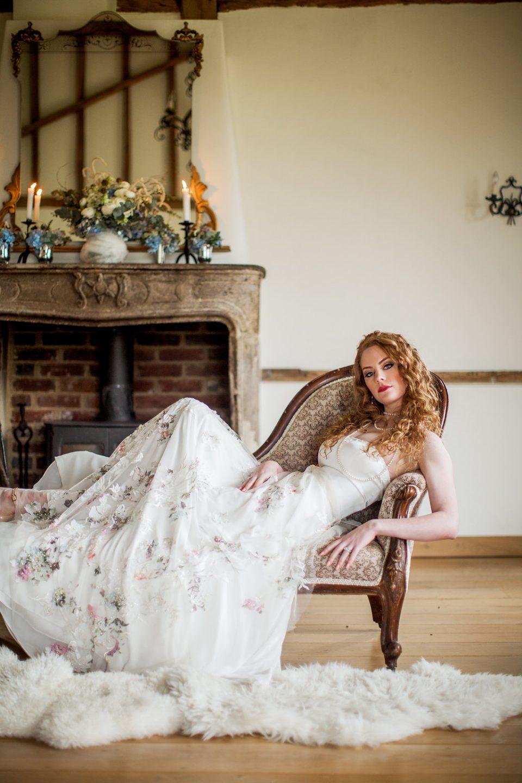 Autumn Sussex Bride