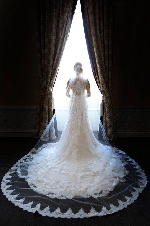 Delphine Couture Veil