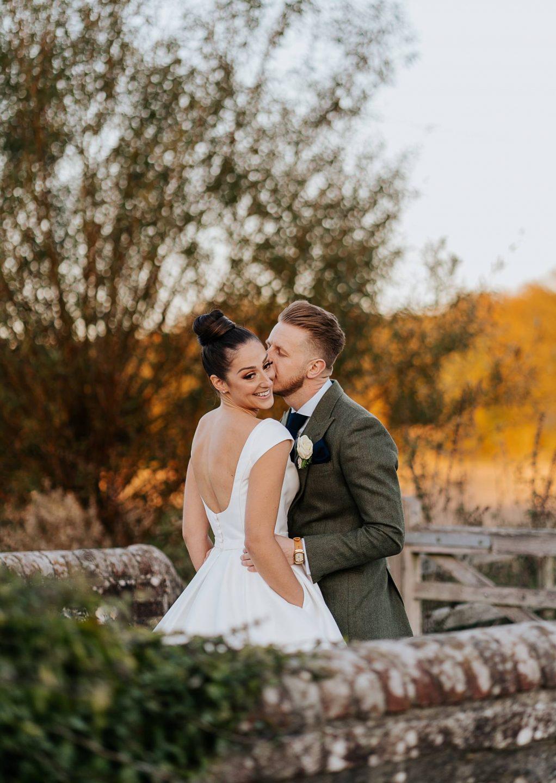 Autumnal Bride Ivy Delphine Couture
